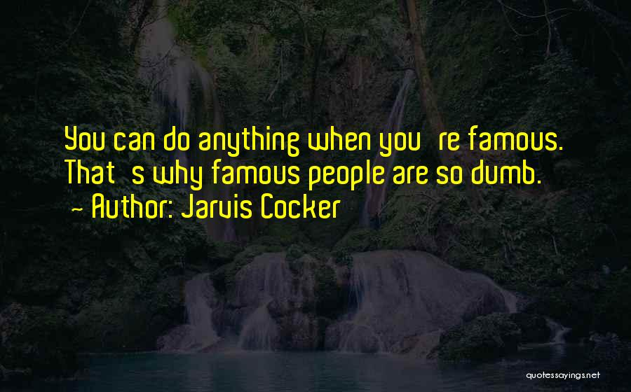 Jarvis Cocker Quotes 400773
