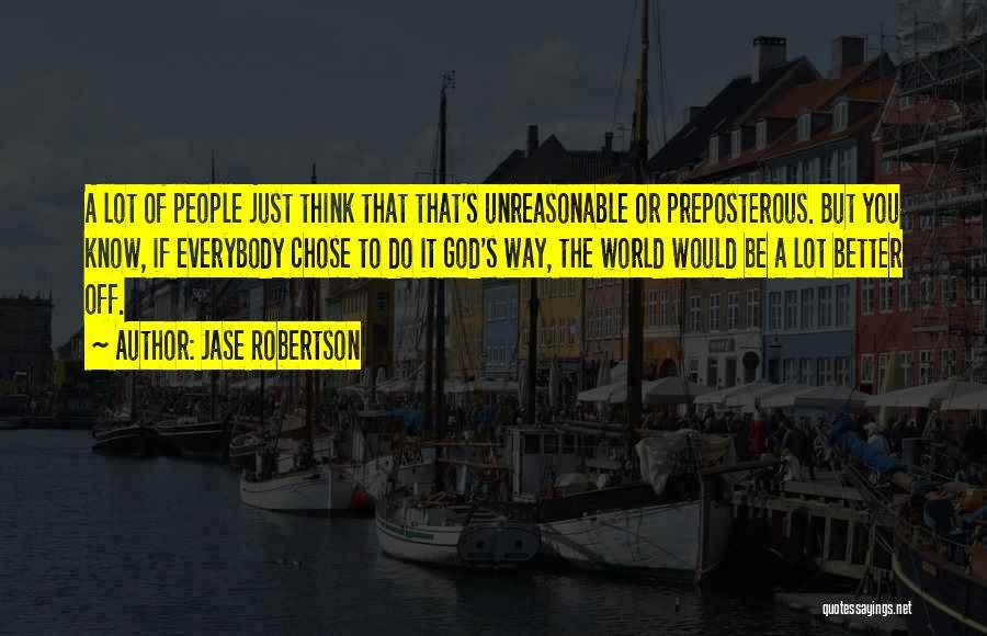 Jase Robertson Quotes 160531