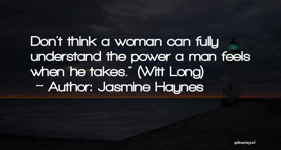 Jasmine Haynes Quotes 265151