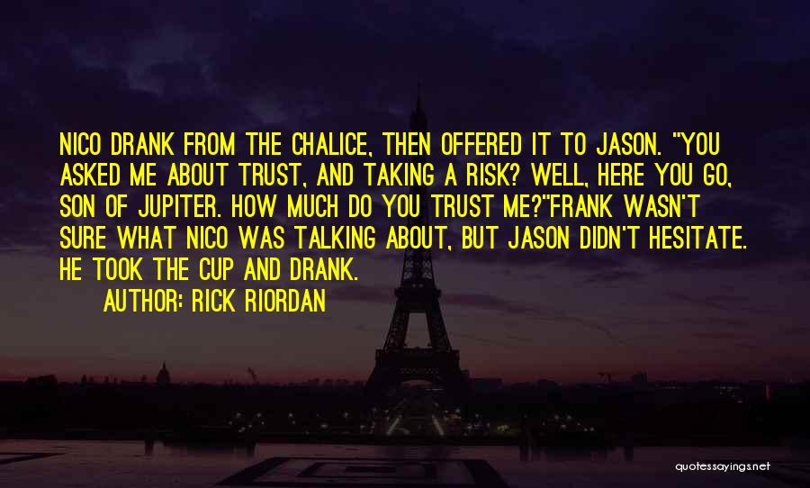 Top 30 Jason And Percy Quotes Sayings