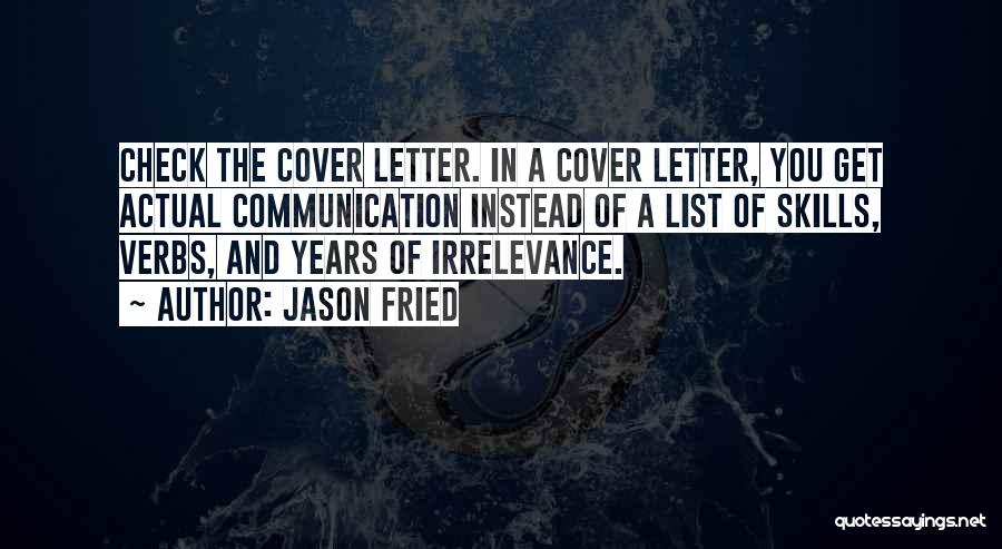 Jason Fried Quotes 1553238