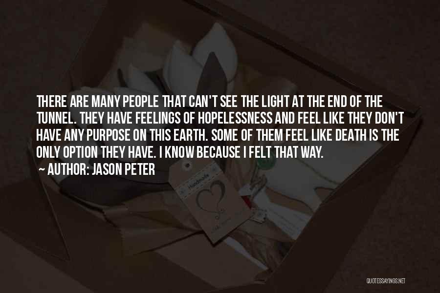 Jason Peter Quotes 650167