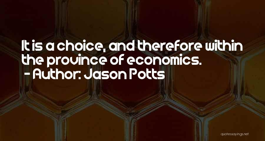 Jason Potts Quotes 1036925