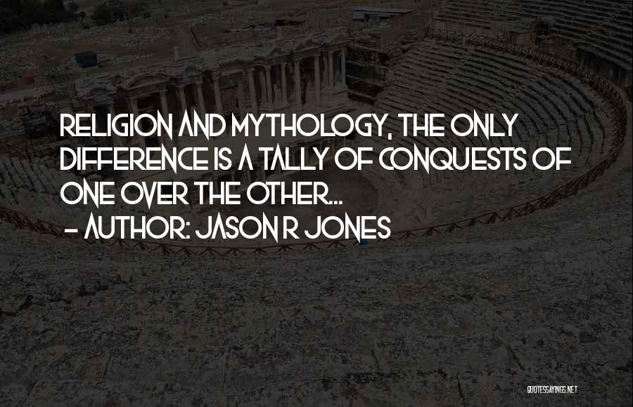 Jason R Jones Quotes 2020927