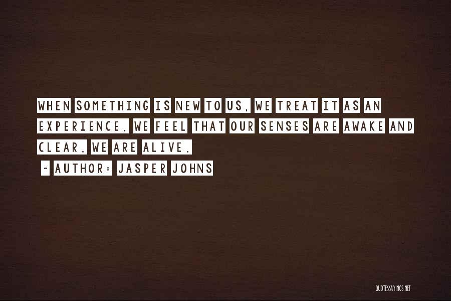 Jasper Johns Quotes 1354936