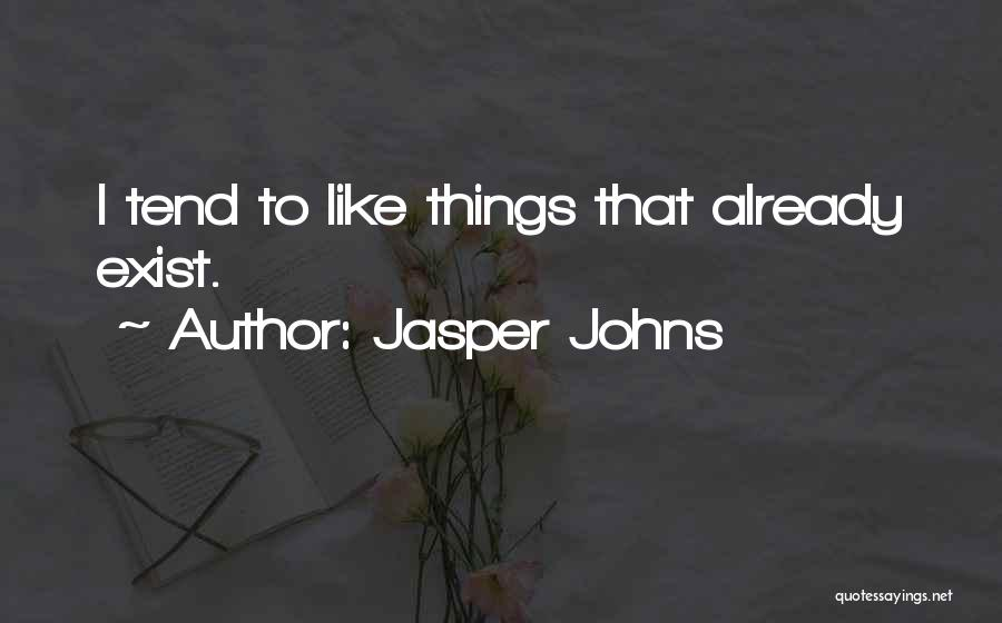 Jasper Johns Quotes 1876882