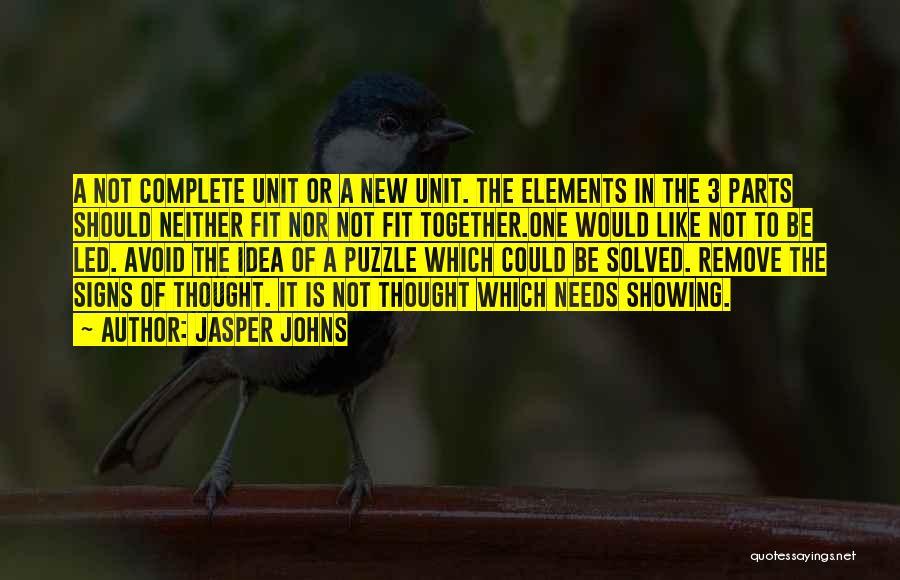 Jasper Johns Quotes 2109027