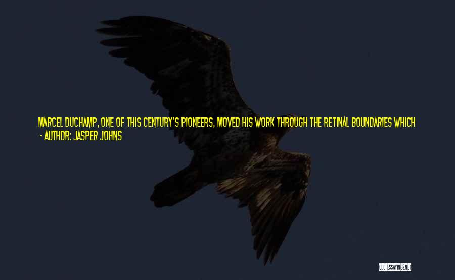 Jasper Johns Quotes 285117