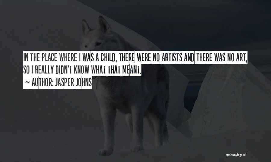 Jasper Johns Quotes 339926