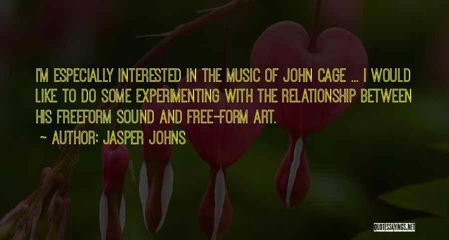 Jasper Johns Quotes 397569