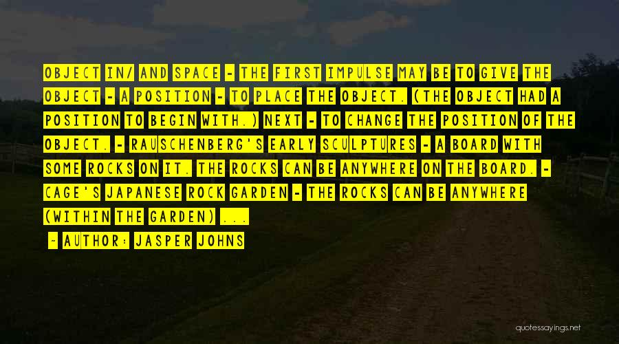 Jasper Johns Quotes 730591