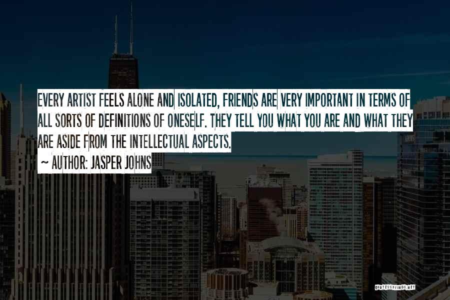 Jasper Johns Quotes 738034