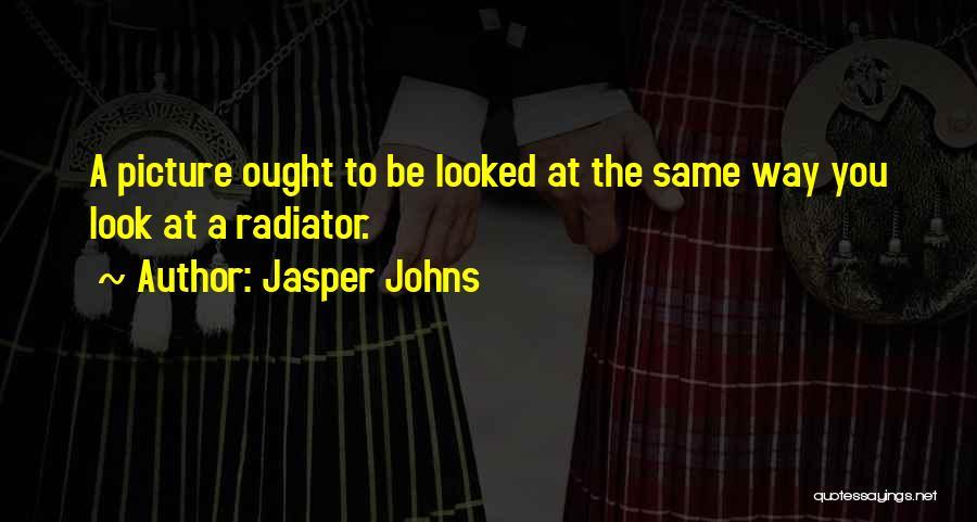 Jasper Johns Quotes 767203