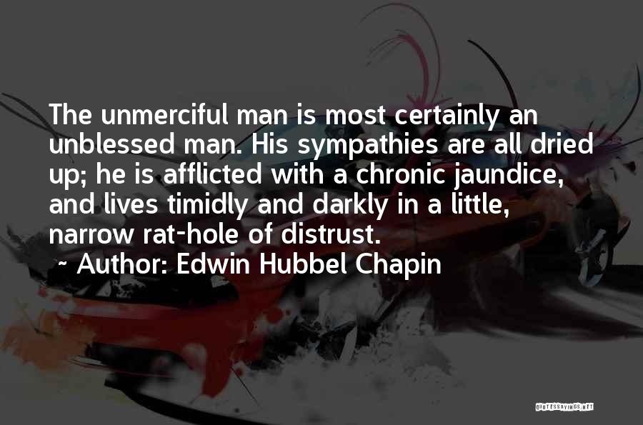 Jaundice Quotes By Edwin Hubbel Chapin