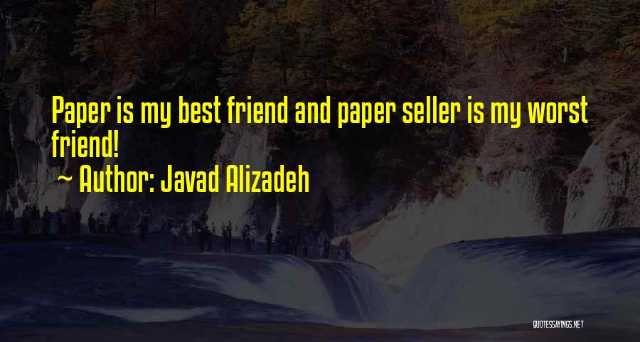 Javad Alizadeh Quotes 1950594
