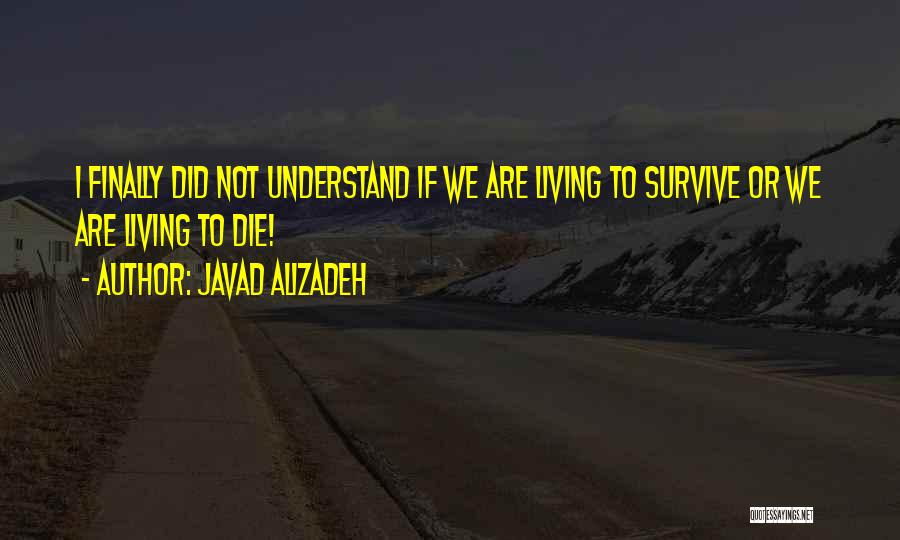 Javad Alizadeh Quotes 545374