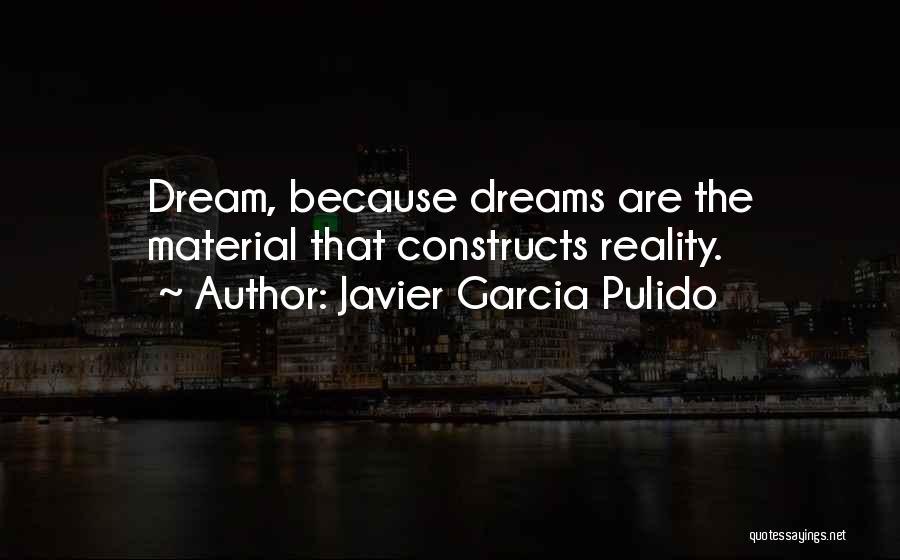 Javier Garcia Pulido Quotes 1993743