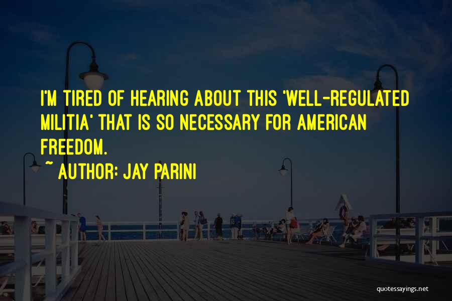 Jay Parini Quotes 113019