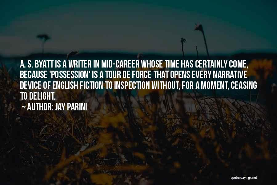 Jay Parini Quotes 130048