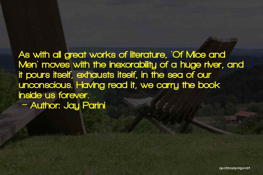 Jay Parini Quotes 1449841