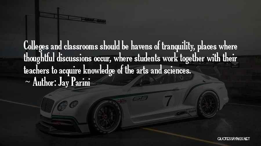 Jay Parini Quotes 1505156