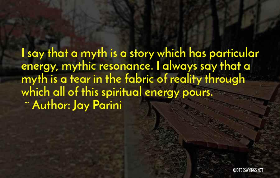 Jay Parini Quotes 1519343