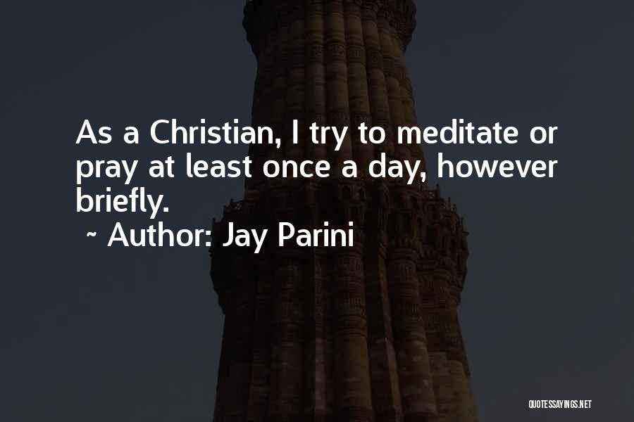 Jay Parini Quotes 1559592