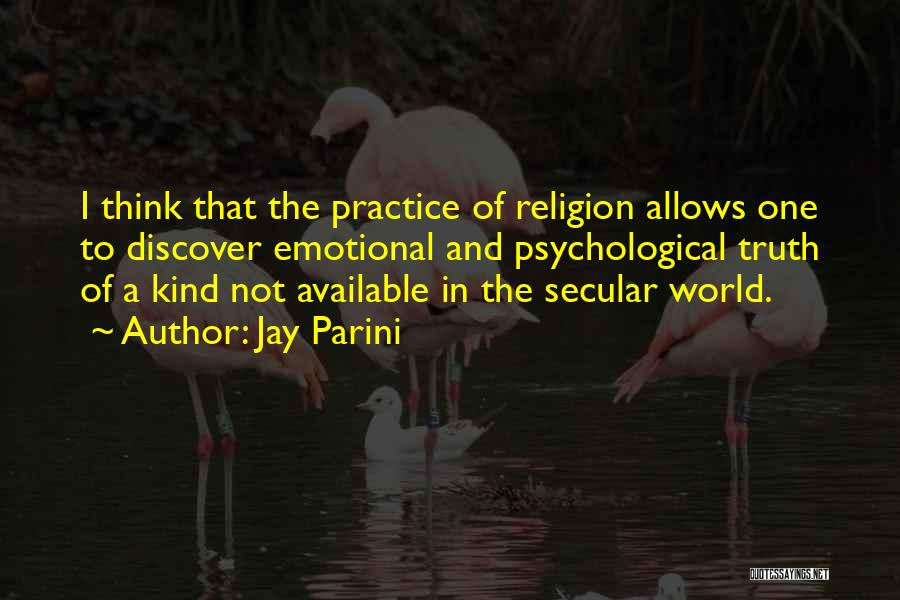 Jay Parini Quotes 1835475