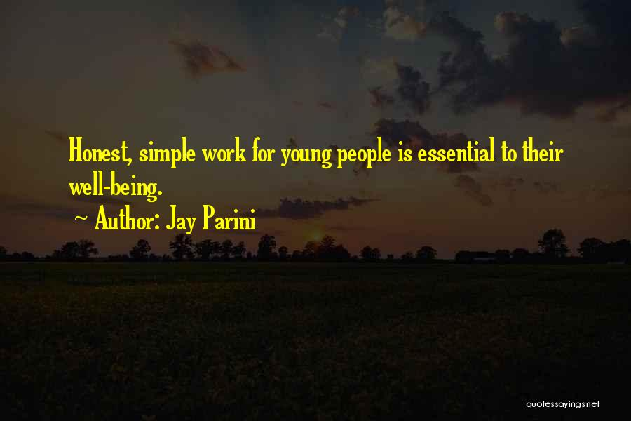 Jay Parini Quotes 1936043