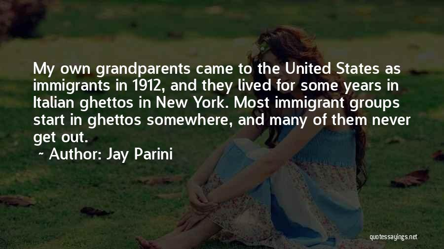 Jay Parini Quotes 412858