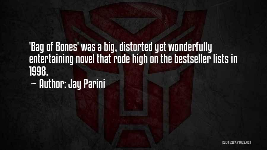 Jay Parini Quotes 512550
