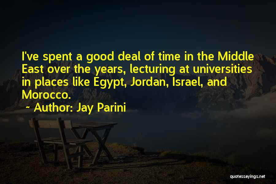 Jay Parini Quotes 554911