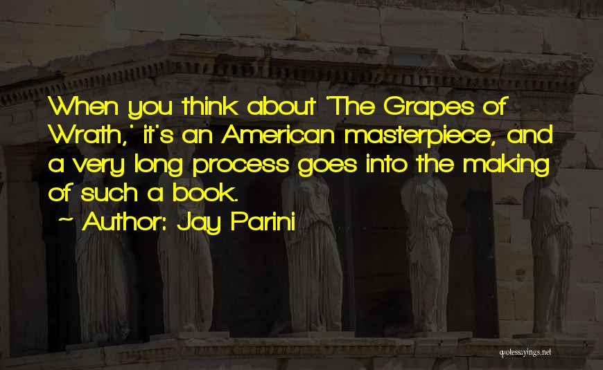 Jay Parini Quotes 569825