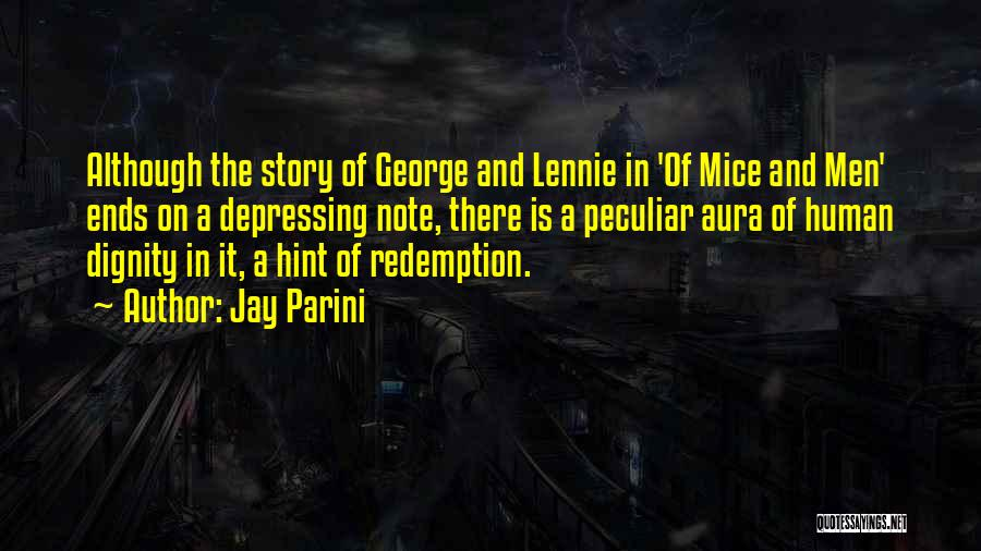 Jay Parini Quotes 719067