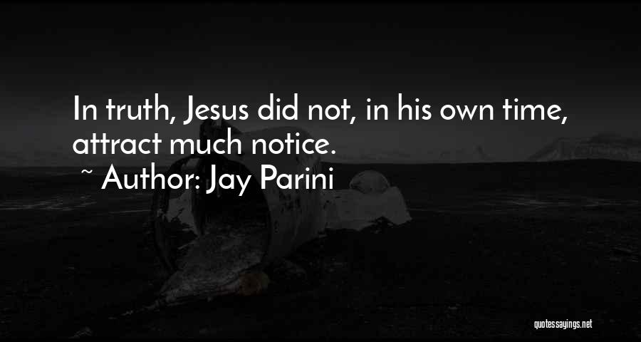 Jay Parini Quotes 988856