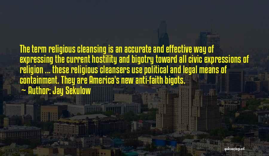 Jay Sekulow Quotes 1889856