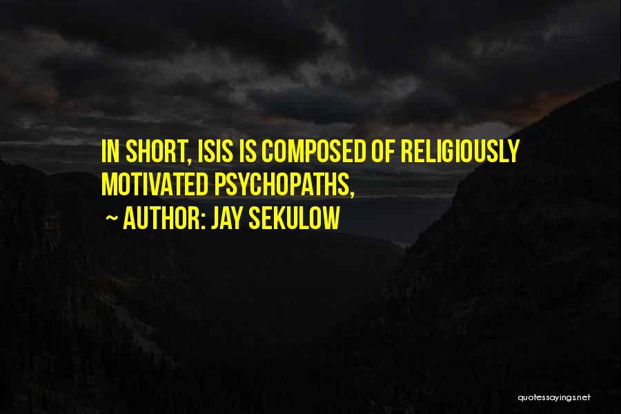 Jay Sekulow Quotes 911342