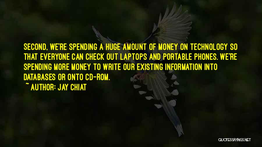 Jay Z Money Quotes By Jay Chiat