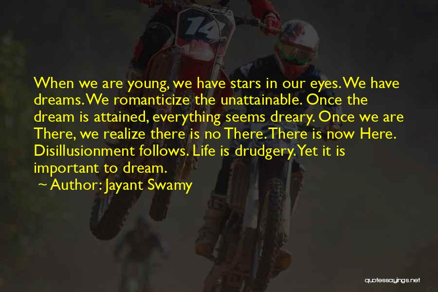 Jayant Swamy Quotes 1878078