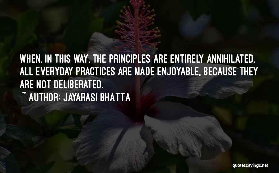 Jayarasi BhaTTa Quotes 723044