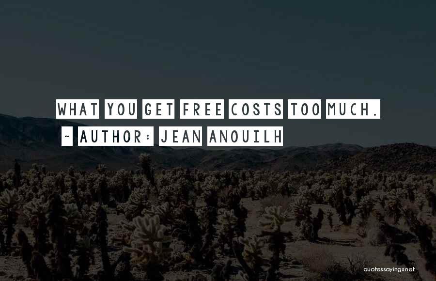 Jean Anouilh Quotes 1660426