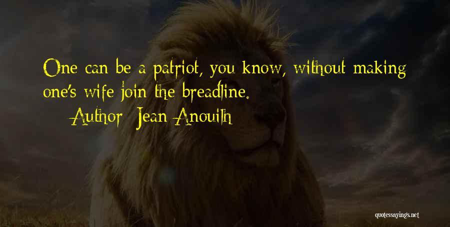 Jean Anouilh Quotes 499411
