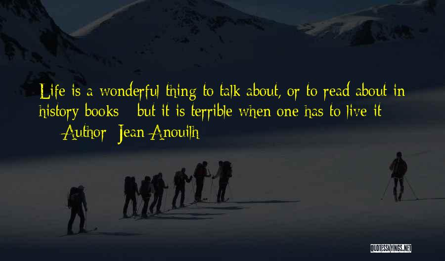 Jean Anouilh Quotes 990925