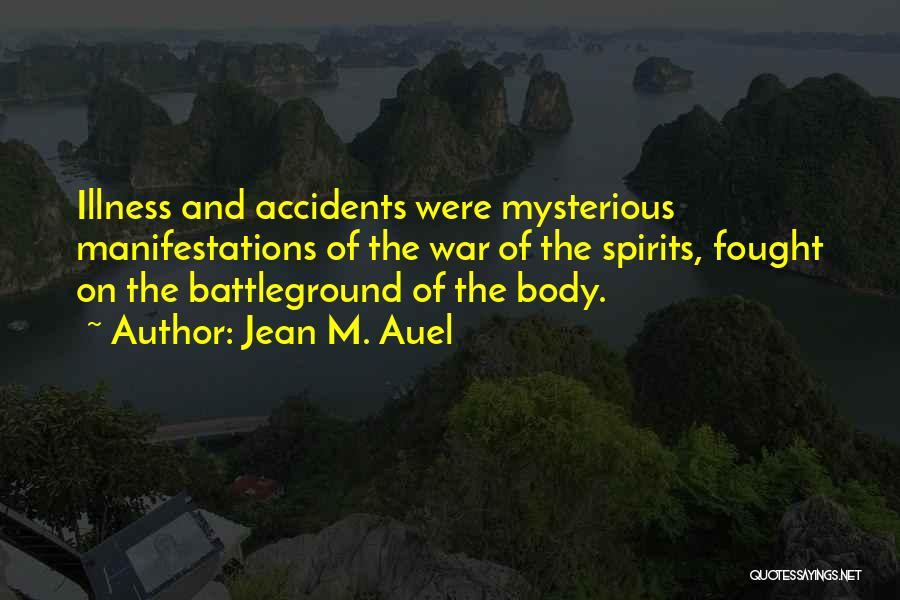 Jean Auel Quotes By Jean M. Auel