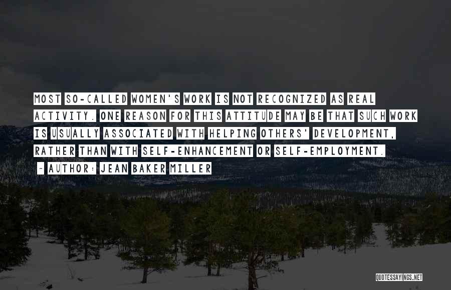 Jean Baker Miller Quotes 114839