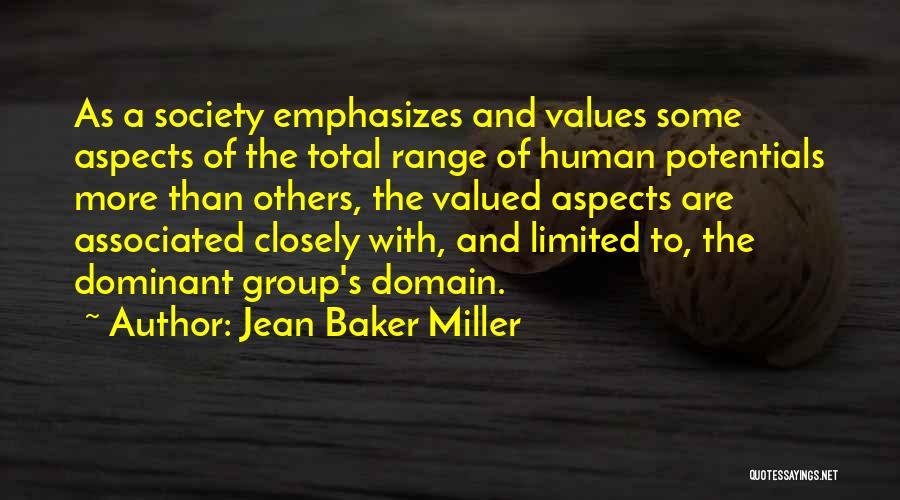 Jean Baker Miller Quotes 1724548