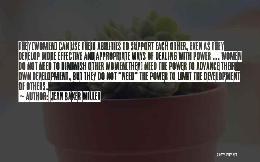 Jean Baker Miller Quotes 2185193