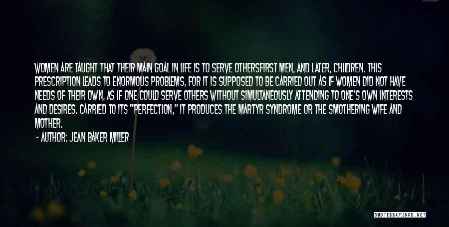 Jean Baker Miller Quotes 374319