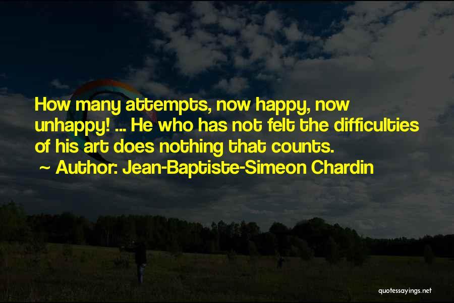 Jean-Baptiste-Simeon Chardin Quotes 413157
