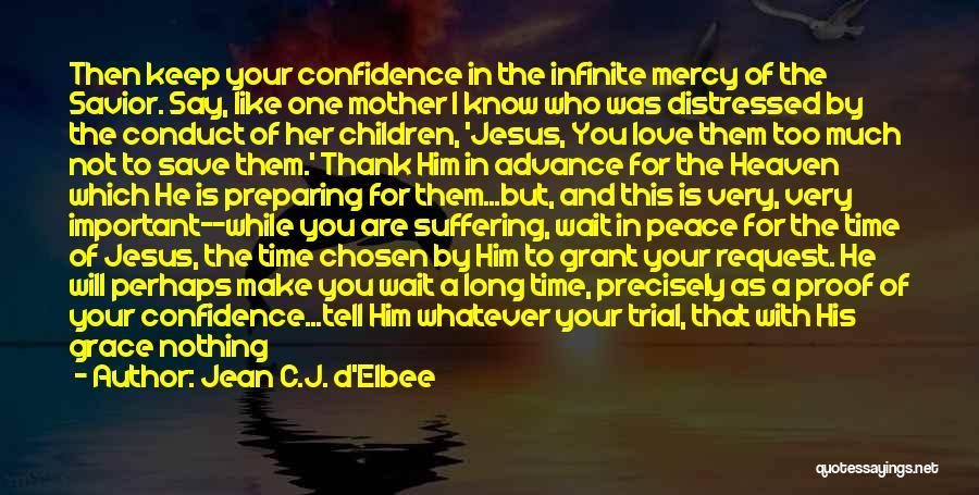 Jean C.J. D'Elbee Quotes 1972750